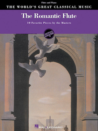 Product Cover for The Romantic Flute