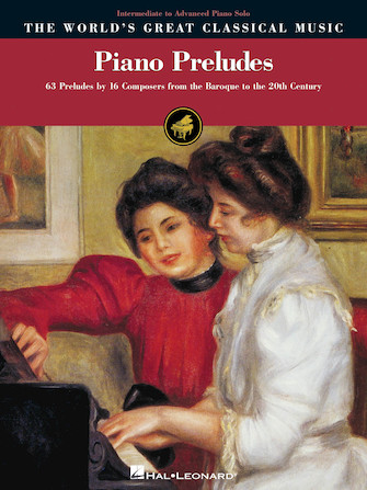Product Cover for Piano Preludes