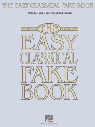 Product Cover for The Easy Classical Fake Book