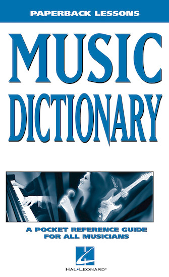 Product Cover for Music Dictionary