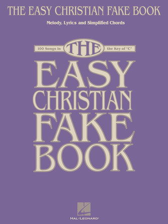 Product Cover for The Easy Christian Fake Book