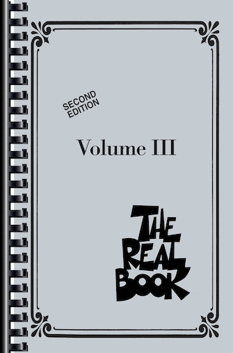 Product Cover for The Real Book – Volume III – Second Edition – Mini Edition
