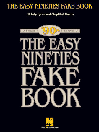 Product Cover for The Easy Nineties Fake Book