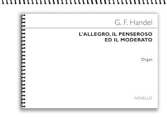 Product Cover for L'allegro, Il Penseroso Ed Il Moderato (Parts)