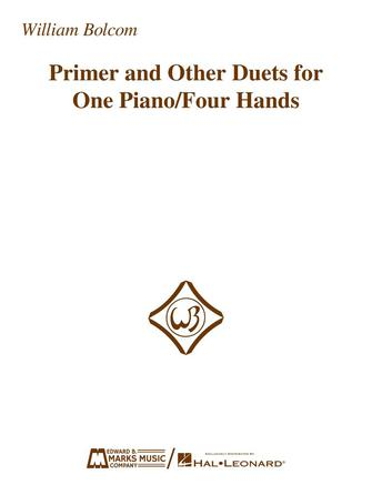 Product Cover for Primer and Other Duets for One Piano/Four Hands