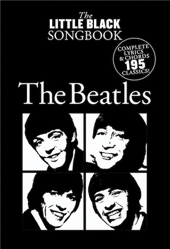 Product Cover for The Beatles – The Little Black Songbook