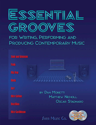 Essential Grooves for Writing Performing and Producing