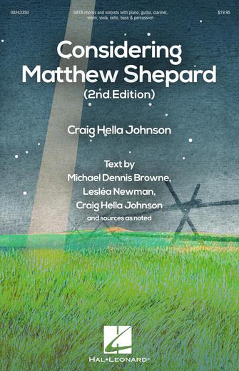 Product Cover for Considering Matthew Shepard