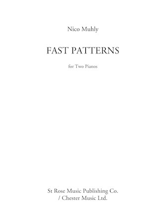 Product Cover for Fast Patterns