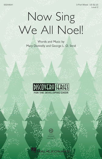 Product Cover for Now Sing We All Noel!