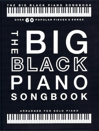 Product Cover for The Big Black Piano Songbook
