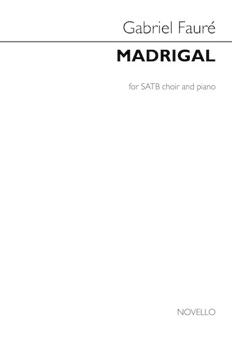 Product Cover for Madrigal