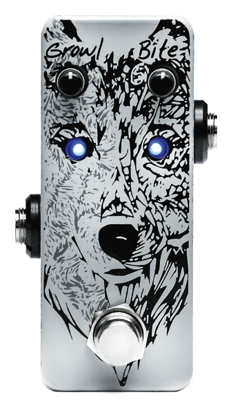 Product Cover for Nikaos British Distortion Pedal