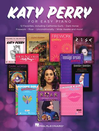 Product Cover for Katy Perry for Easy Piano