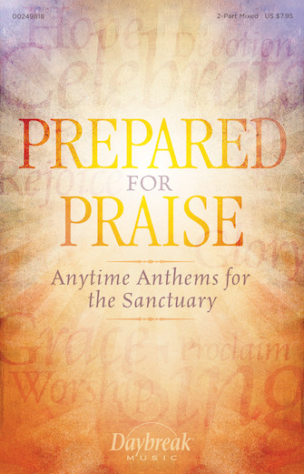 Product Cover for Prepared for Praise