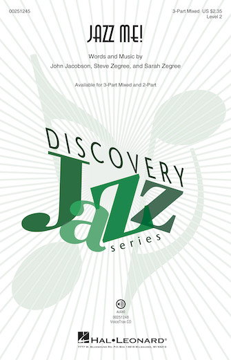 Product Cover for Jazz Me!