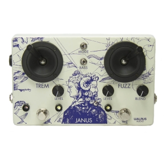 Product Cover for Janus Tremolo/Fuzz with Joystick Control