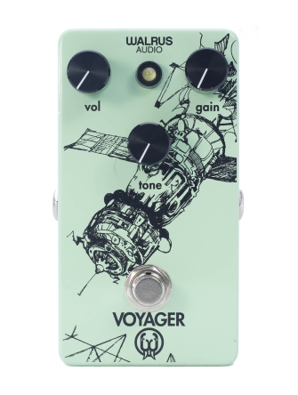 Product Cover for Voyager Preamp/Overdrive