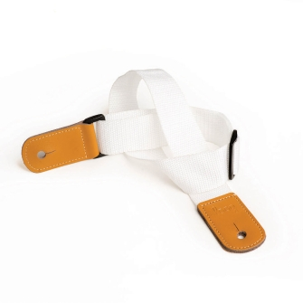 Product Cover for Loog Guitar White Nylon Strap