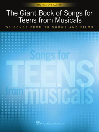 Product Cover for The Giant Book of Songs for Teens from Musicals – Young Men's Edition