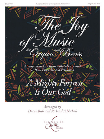 Product Cover for A Mighty Fortress Is Our God