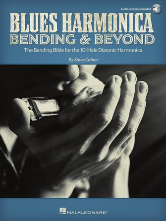 Product Cover for Blues Harmonica – Bending & Beyond