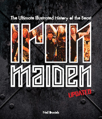 Iron Maiden – The Ultimate Illustrated History of the Beast