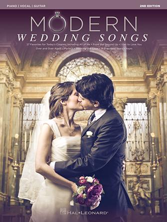 Modern Wedding Songs – 2nd Edition