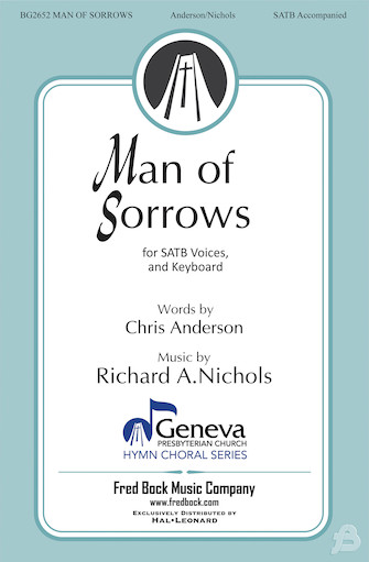 Product Cover for Man of Sorrows