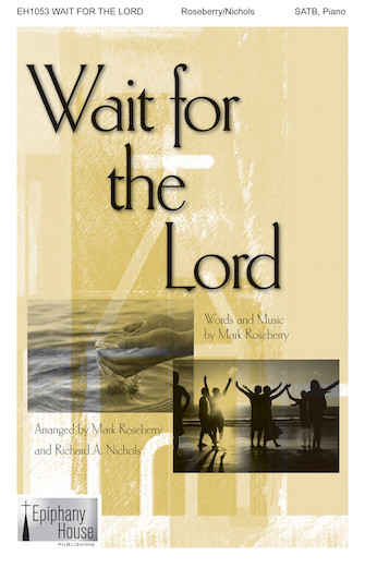 Product Cover for Wait for the Lord