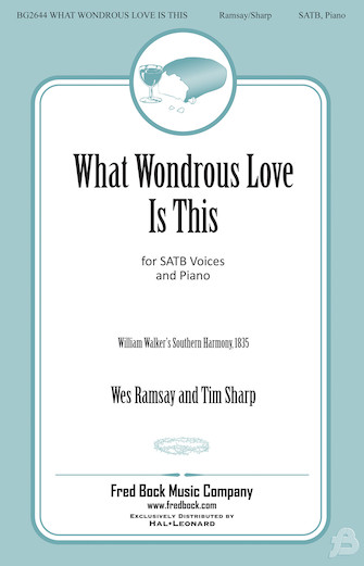 Product Cover for What Wondrous Love Is This