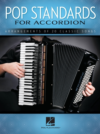 Product Cover for Pop Standards for Accordion