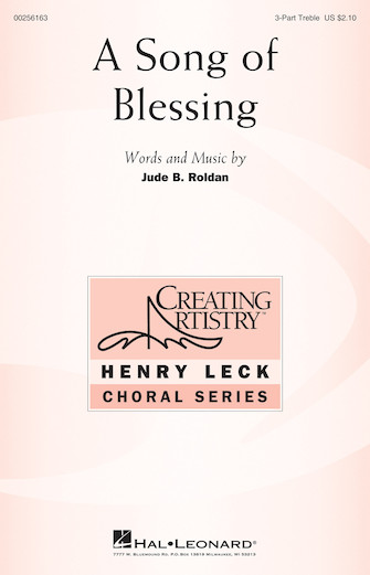 Product Cover for A Song of Blessing