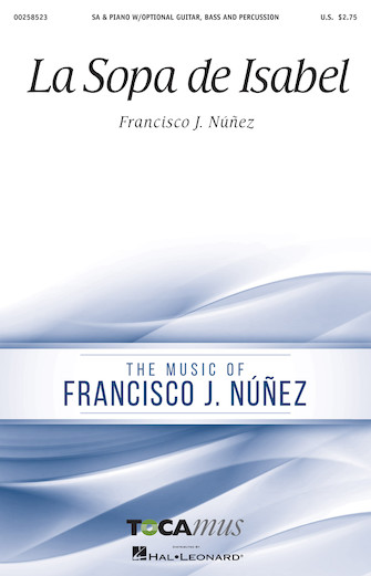La Sopa De Isabel : SA : Francisco Nunez : Francisco Nunez : Sheet Music : 00258523 : 888680725358