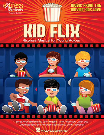 Product Cover for Kid Flix: Music from the Movies Kids Love