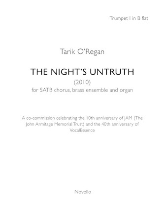 Product Cover for The Night's Untruth