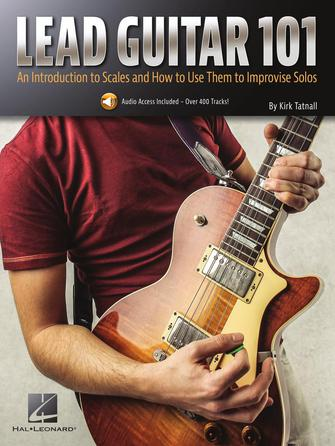 Product Cover for Lead Guitar 101