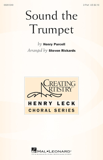 Product Cover for Sound the Trumpet