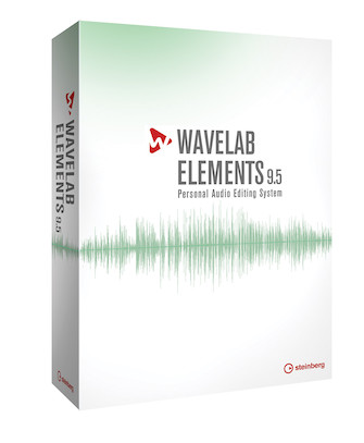 Product Cover for WaveLab Elements 9.5