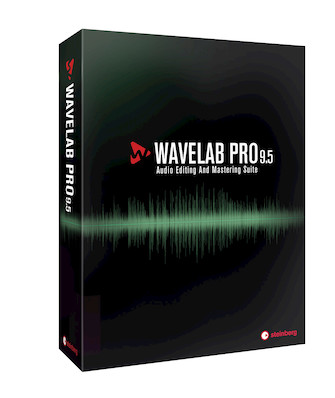 Product Cover for WaveLab Pro 9.5