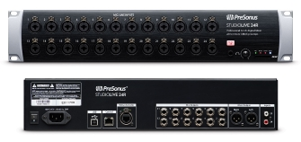 Product Cover for StudioLive 24R Rack Mixer