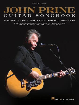 Product Cover for John Prine – Guitar Songbook