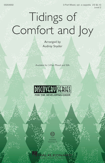 Product Cover for Tidings of Comfort and Joy