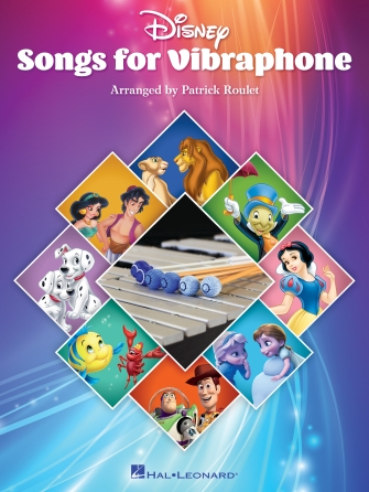 Product Cover for Disney Songs for Vibraphone