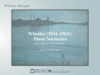 Product Cover for Whistler (1834-1903): Three Nocturnes
