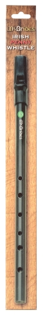 Product Cover for McBrides Irish Penny Whistle in D Black Top