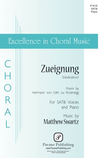 Product Cover for Zueignung