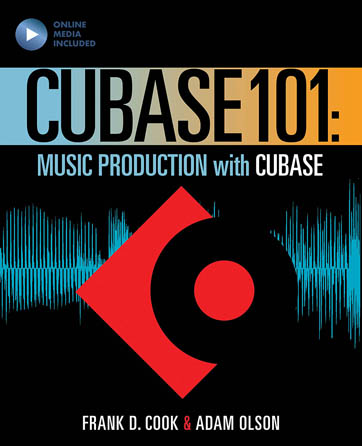 Product Cover for Cubase 101