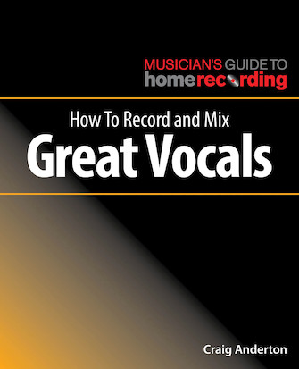 Product Cover for How to Record and Mix Great Vocals