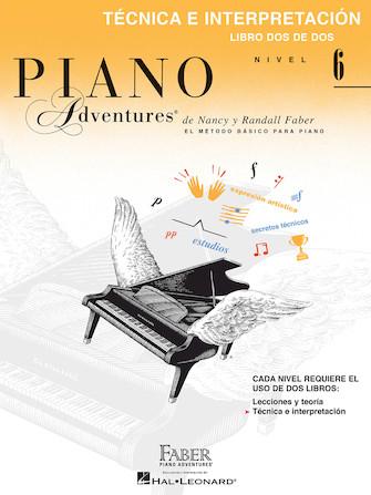 Product Cover for Téchnica e Interpretación, Nivel 6